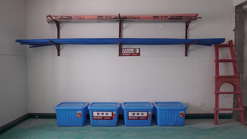材料堆放的标准是什么?