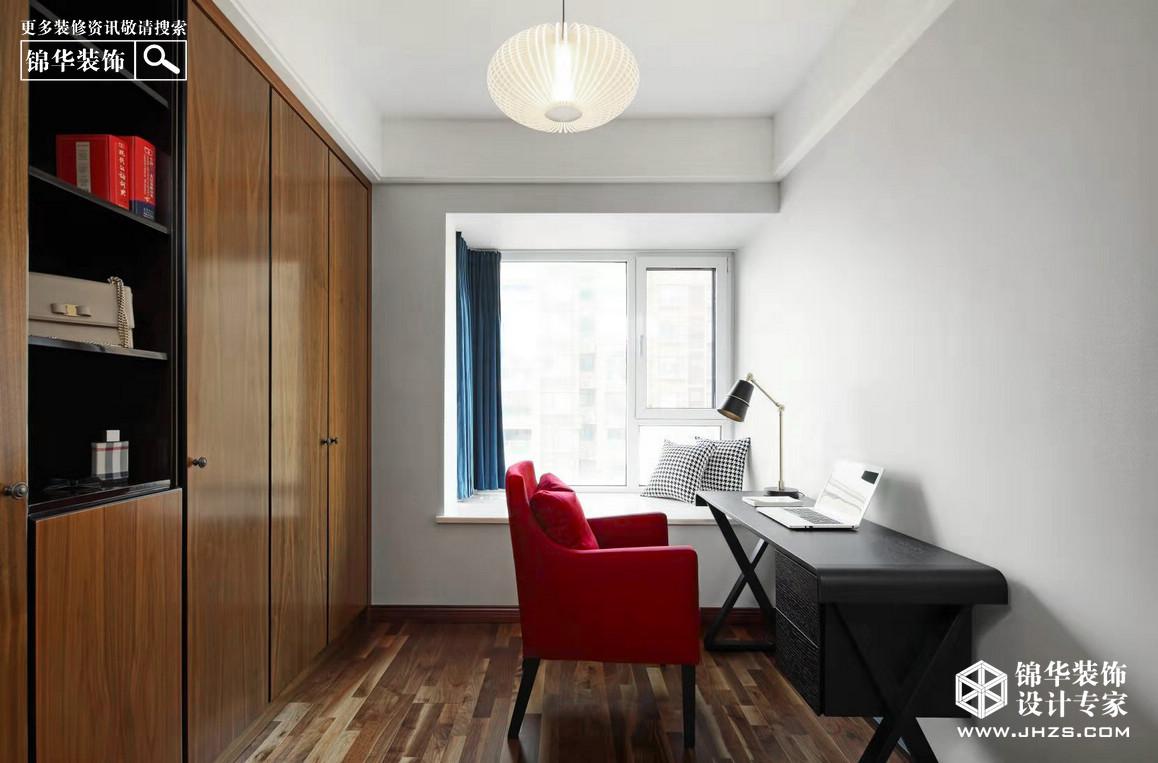 星葉瑜憬灣裝修-三室兩廳-現代簡約