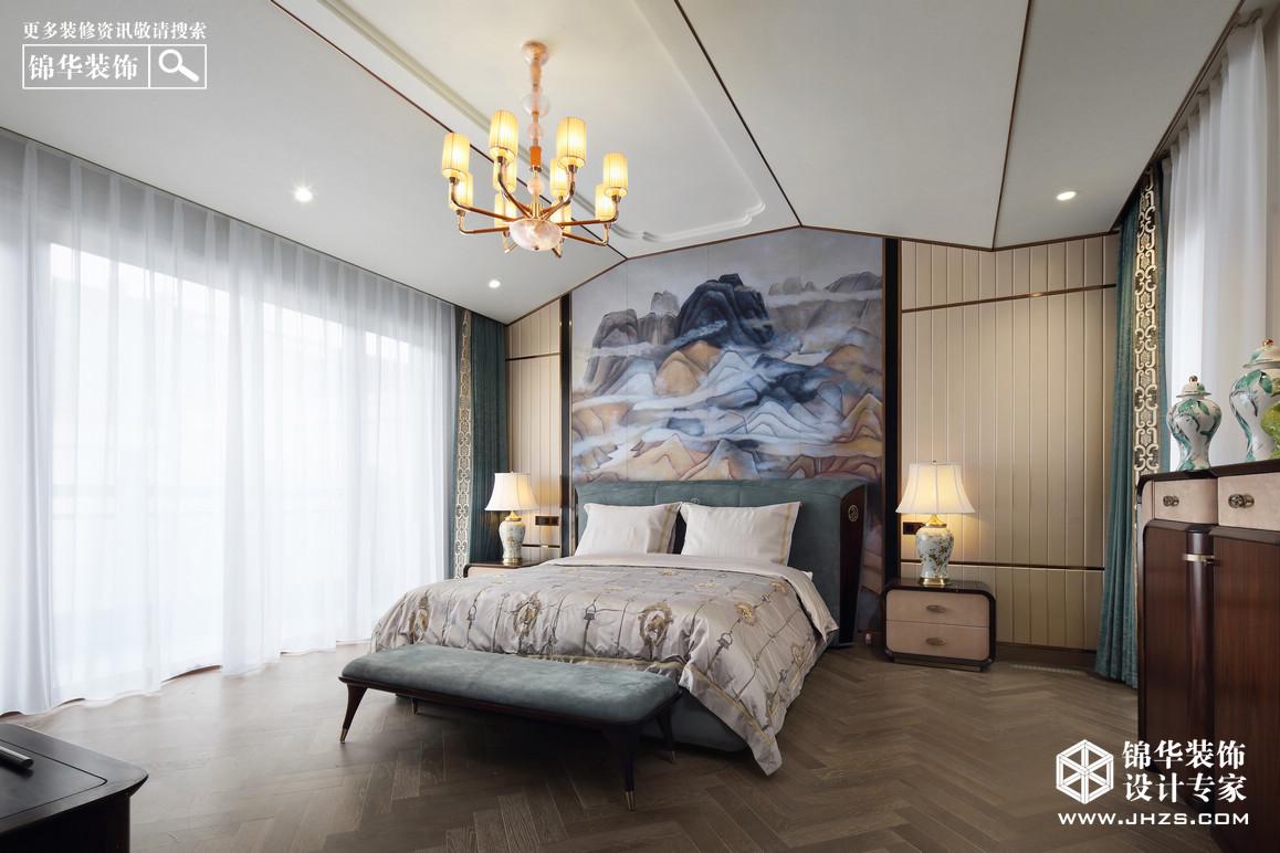 新中式-南京院子-別墅-680平米裝修-大戶型-新中式