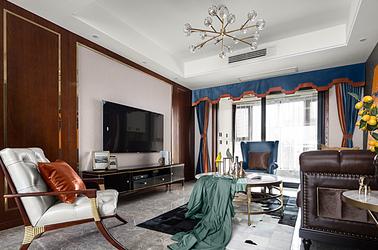 混搭-雅居乐-三室两厅-140平米
