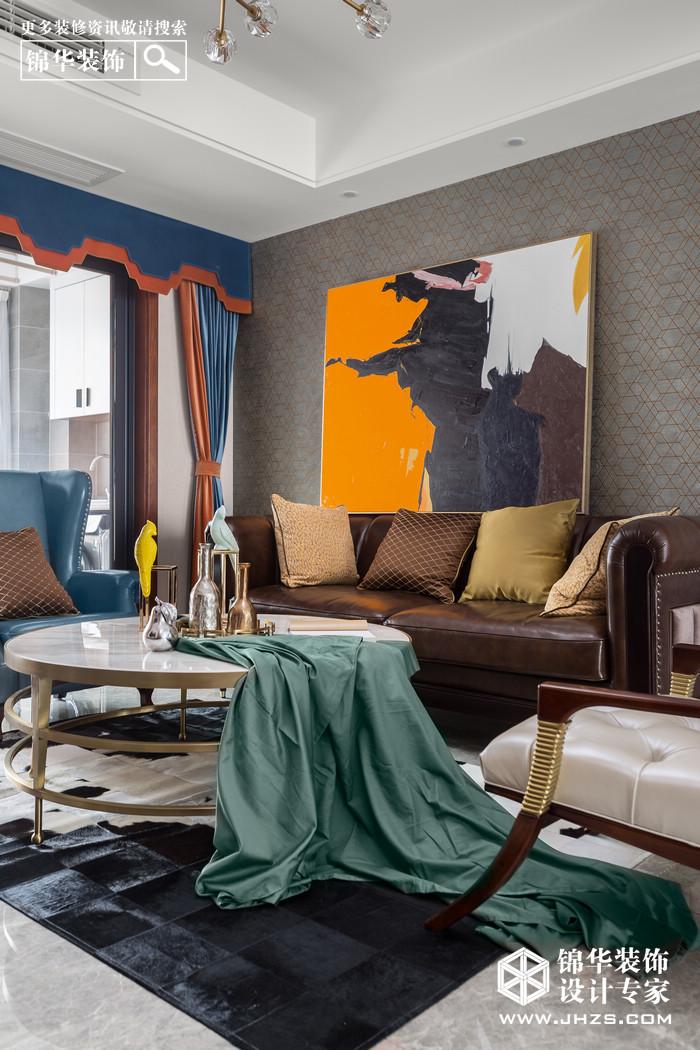 混搭-雅居樂-三室兩廳-140平米裝修-三室兩廳-混搭