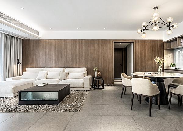 现代简约-郦城御园-三室两厅-134平米