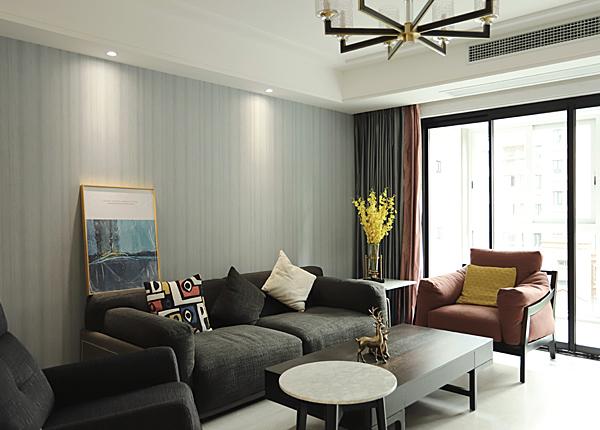 现代简约-威尼斯水城-三室两厅-140平米