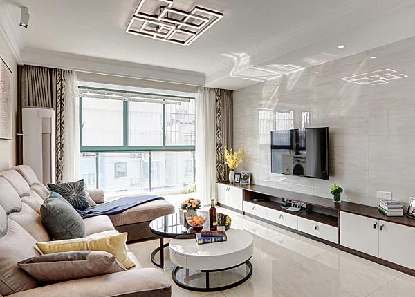 現代簡約-天潤城6街區-兩室兩廳-92平米