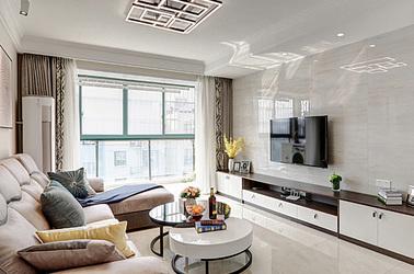 现代简约-天润城6街区-两室两厅-92平米
