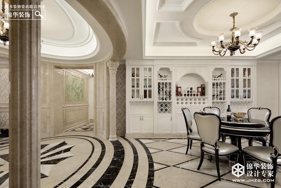 欧式古典-雅居乐藏龙御景-大户型-280平米装修-大户型-欧式古典