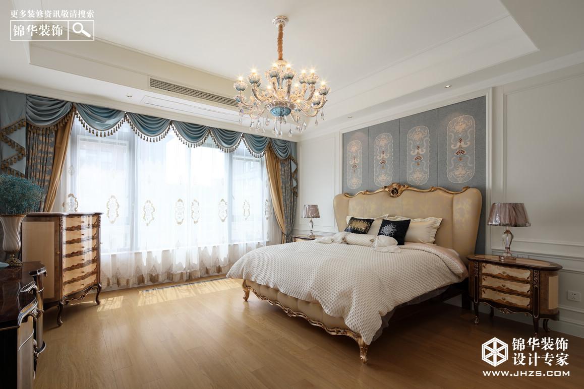 欧式古典-高科荣境-大户型-318平米装修-大户型-欧式古典