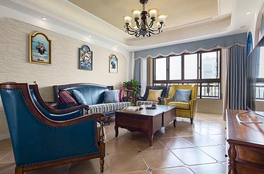 地中海-康博花园-两室两厅-96平米