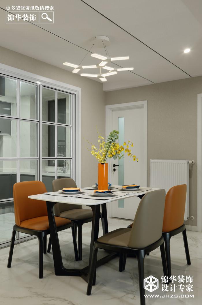 现代简约-金陵湾-两室两厅-98平米装修-两室两厅-现代简约