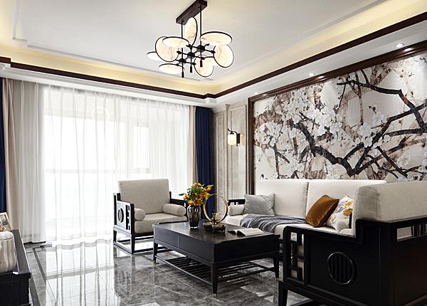 新中式-清河雅苑-四室两厅-180平米