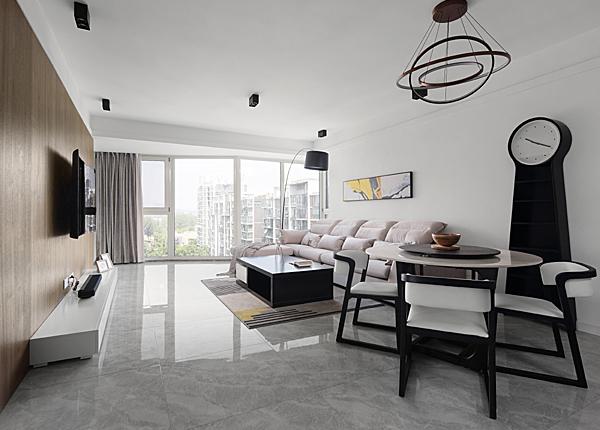 現代簡約-亞東城-四室兩廳-150平米