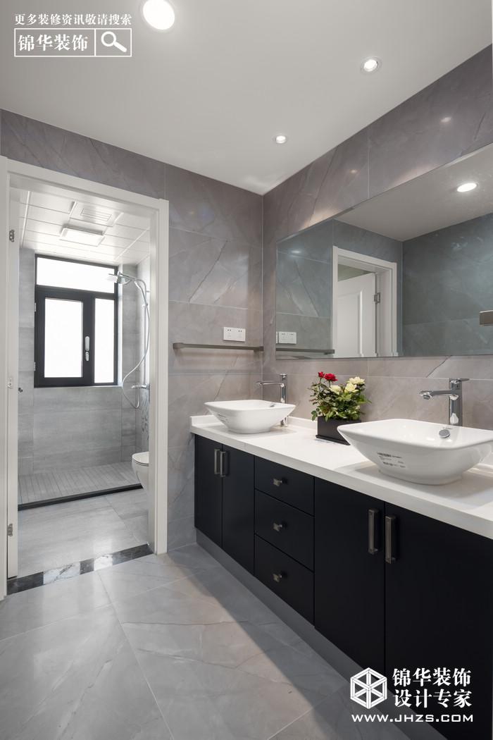 现代简约-紫气路小区-两室两厅-90平米装修-两室两厅-现代简约