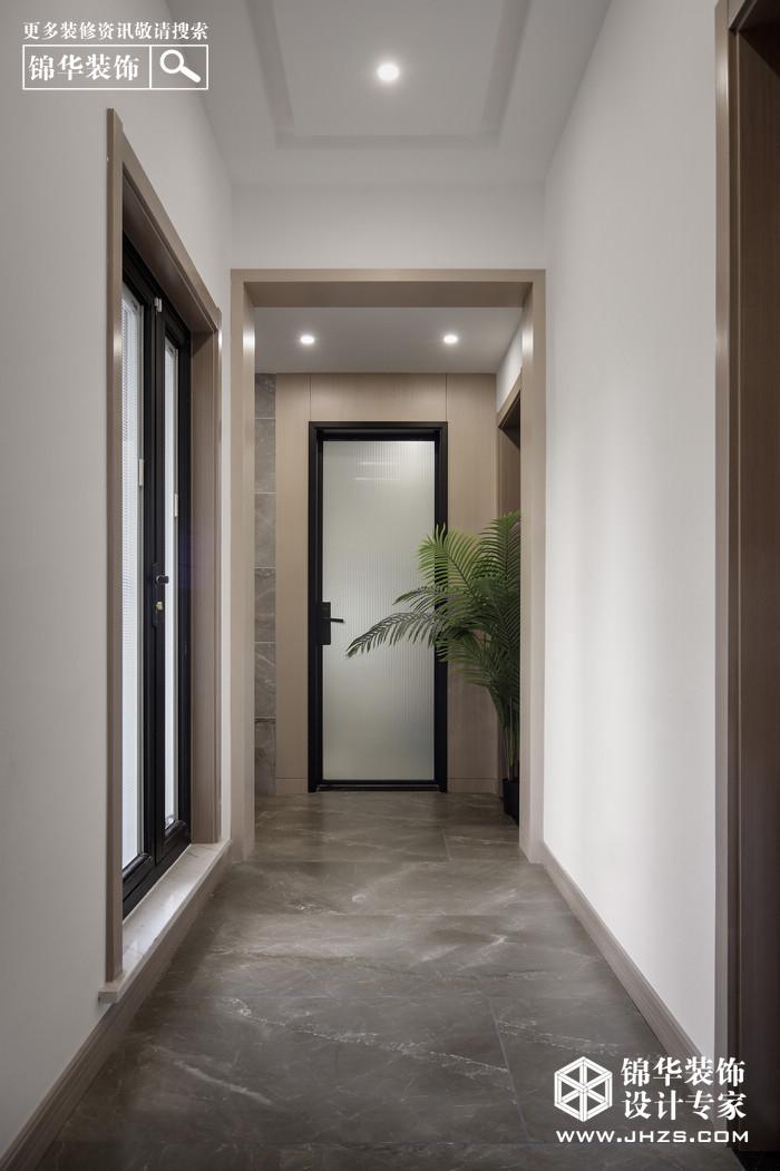 现代简约-揽翠苑--跃层复式--240平方米装修-跃层复式-现代简约