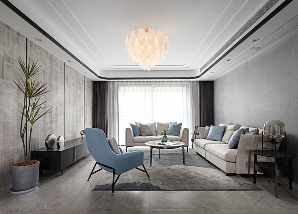現代簡約-尚誠華府-四室兩廳-160平米