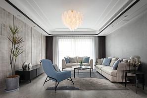 现代简约-尚诚华府-四室两厅-160平米
