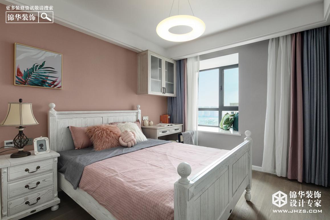现代简约-尚诚华府-四室两厅-160平米装修-四室两厅-现代简约