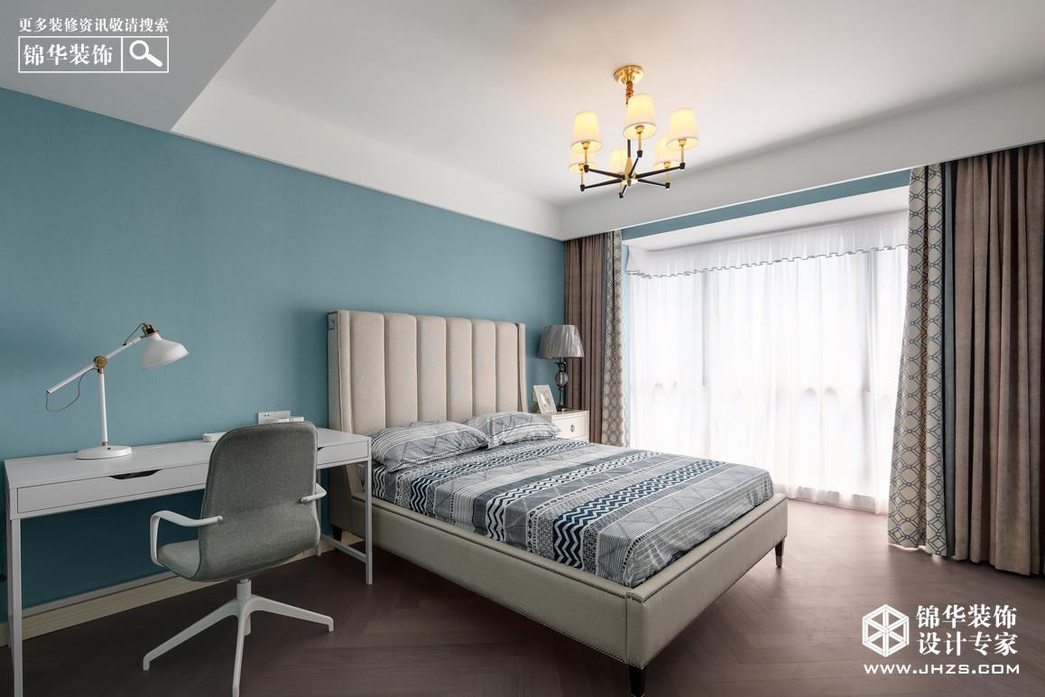 简美-蔚蓝雅居-四室两厅-180平米ope体育专业-四室两厅-简美