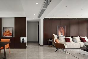 现代简约-梅珑雅苑-跃层复式-220平米