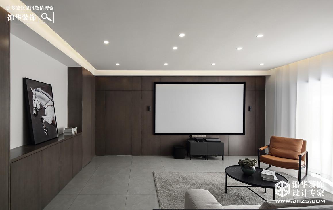现代简约-梅珑雅苑-跃层复式-220平米装修-跃层复式-现代简约