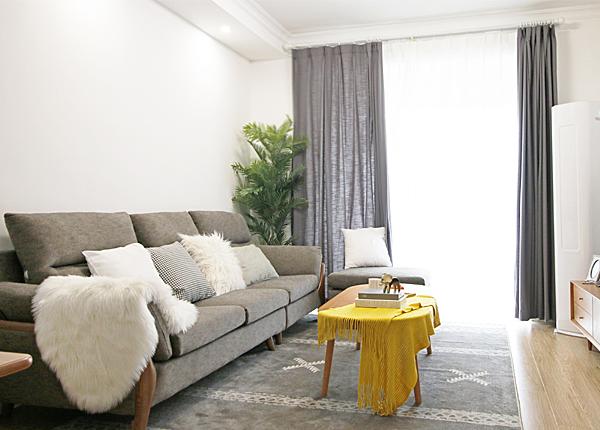 北歐-萊蒙水榭陽光-兩室兩廳-75平米