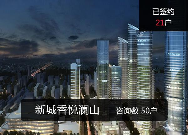 新城香悅瀾山
