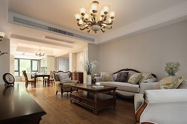 簡歐-保利紫晶山-四室兩廳-170平米