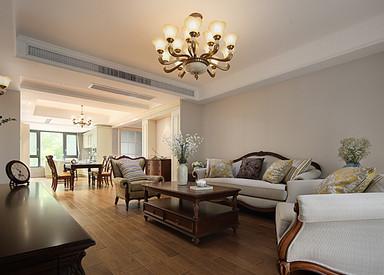 简欧-保利紫晶山-四室两厅-170平米