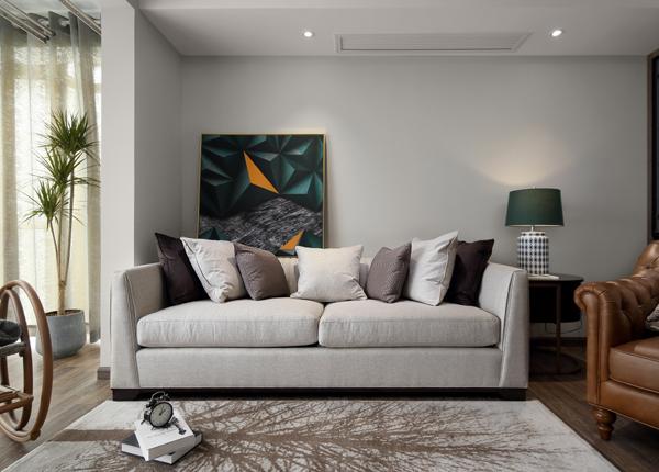 现代简约-城开家园-一室一厅