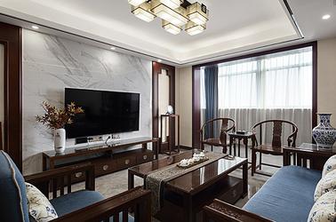 新中式-鴻意星城-躍層復式-150平米