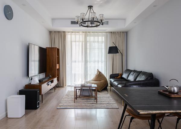 現代簡約-金地湖城意境-三室兩廳-95平米