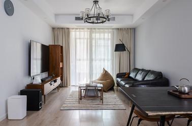现代简约-金地湖城意境-三室两厅-95平米