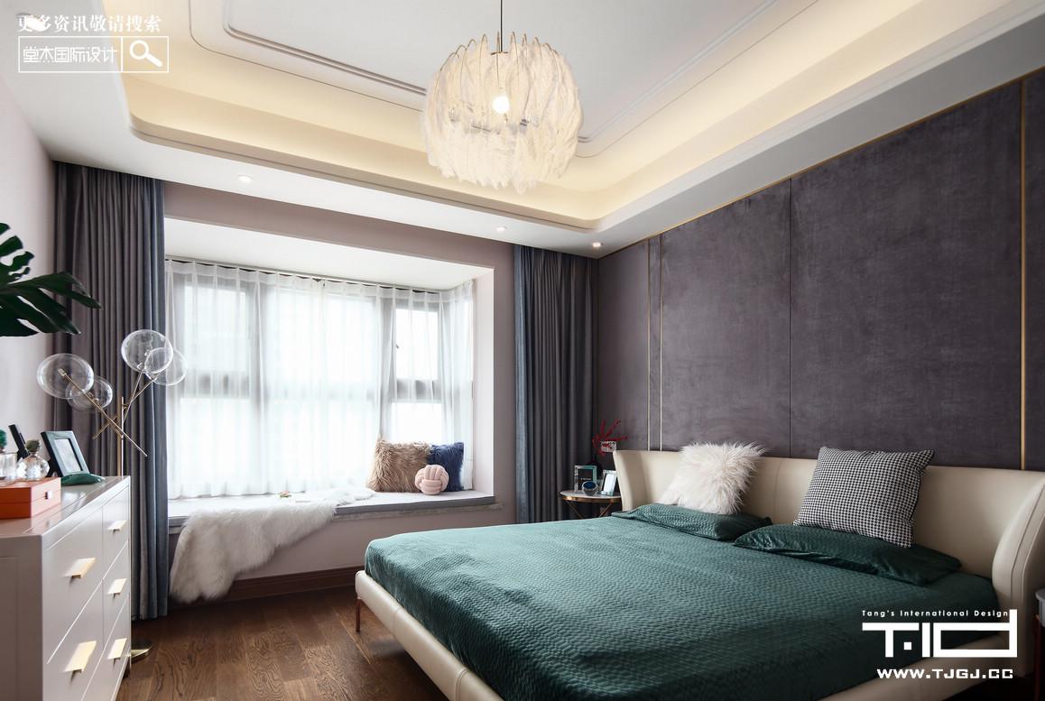 现代轻奢-金隅紫金府-四室两厅-180平米装修-四室两厅-现代简约