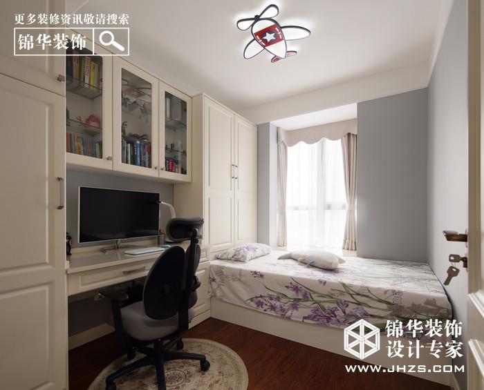 简美-御江金城·御景阁-三室两厅-140平米装修-三室两厅-简美