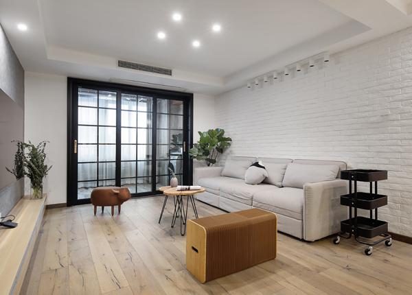日式-万科金色里程-四室两厅-140㎡
