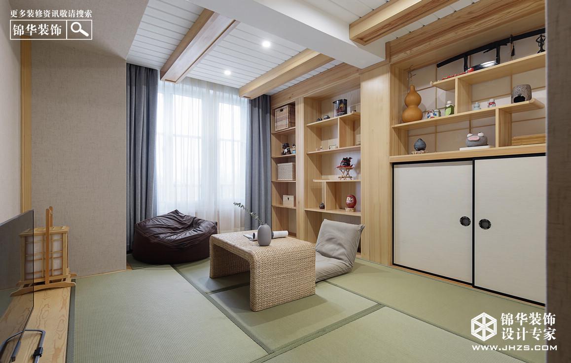 日式-万科金色里程-四室两厅-140㎡ope体育专业-三室两厅-日式