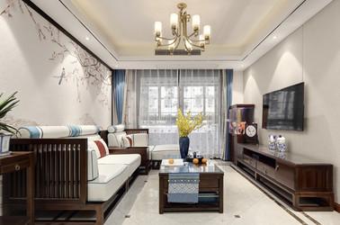 新中式-愛達花園紫藤苑-兩室兩廳-90㎡