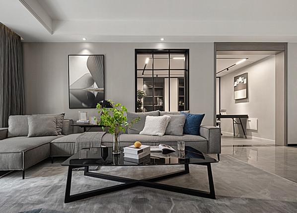 現代簡約-景楓法蘭谷-四室兩廳-180㎡
