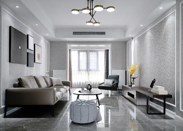 現代簡約-中電頤和府邸-三室兩廳-127㎡