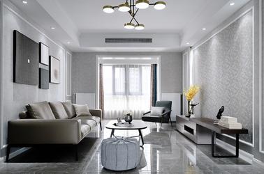 现代简约-中电颐和府邸-三室两厅-127㎡