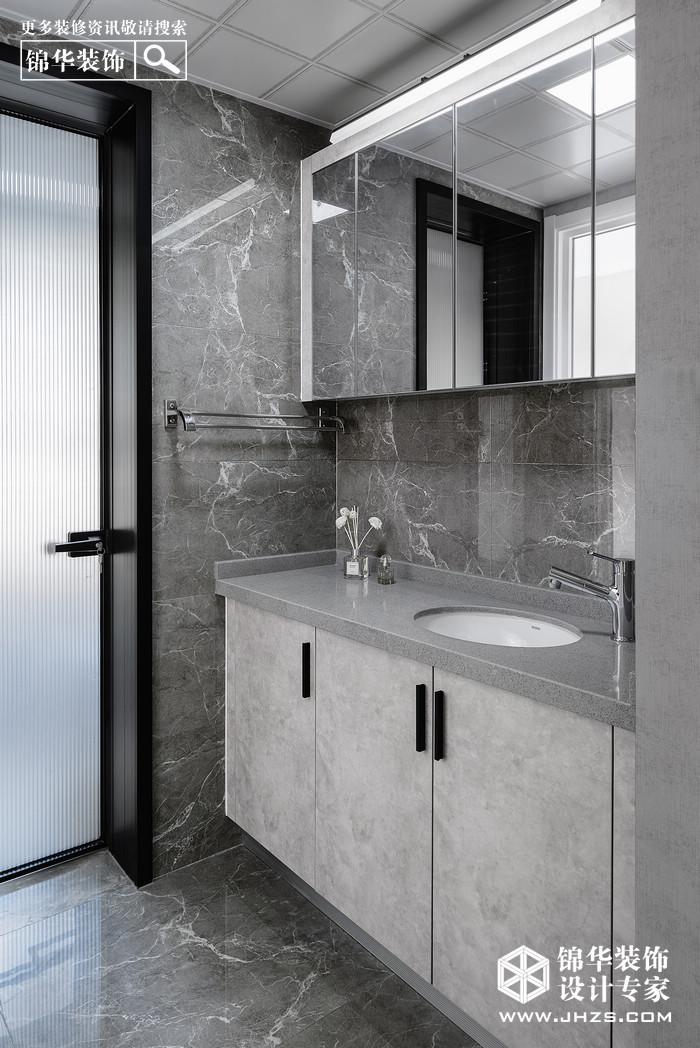 現代簡約-中電頤和府邸-三室兩廳-127㎡裝修-三室兩廳-現代簡約