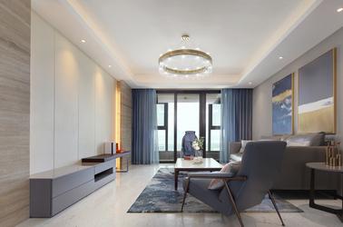 现代简约-雅居乐滨江国际-三室两厅-197㎡