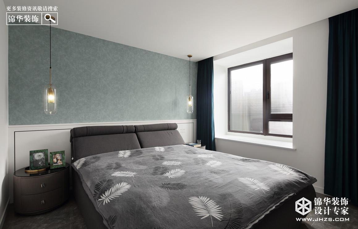 现代简约-三金鑫宁府-三室两厅-127㎡装修-三室两厅-现代简约