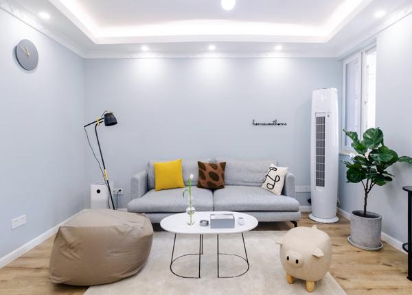 現代簡約-銀輪花園-兩室一廳-90㎡