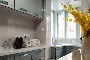 南林一村旧房改造-60平米-现代简约-两室一厅