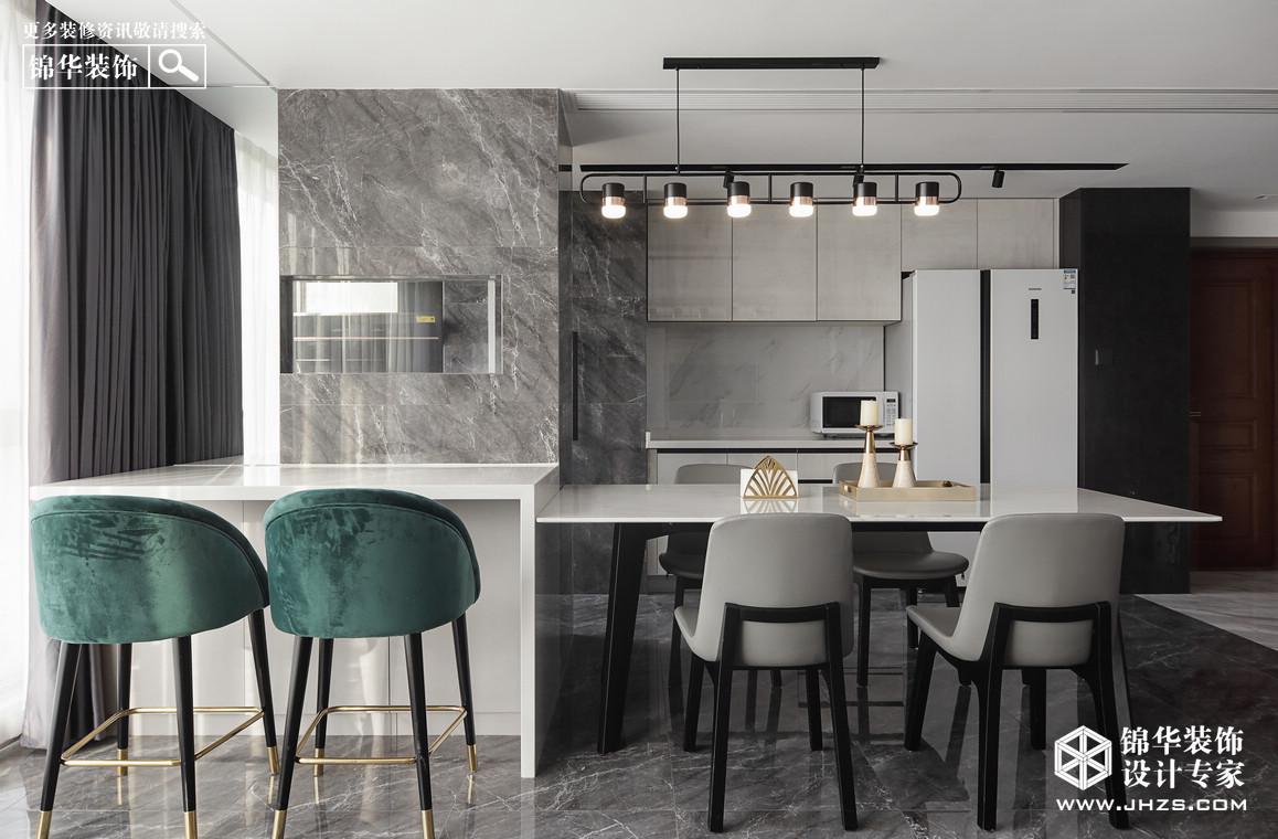 現代-御湖世家-四室兩廳-139㎡裝修-四室兩廳-現代簡約