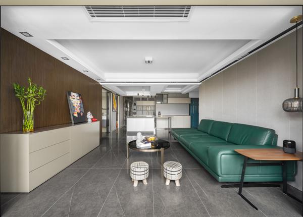 現代簡約-龍蟠南-三房兩廳-150平米