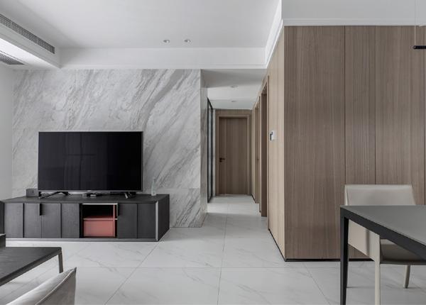 现代简约-亲水湾-两室两厅-90㎡