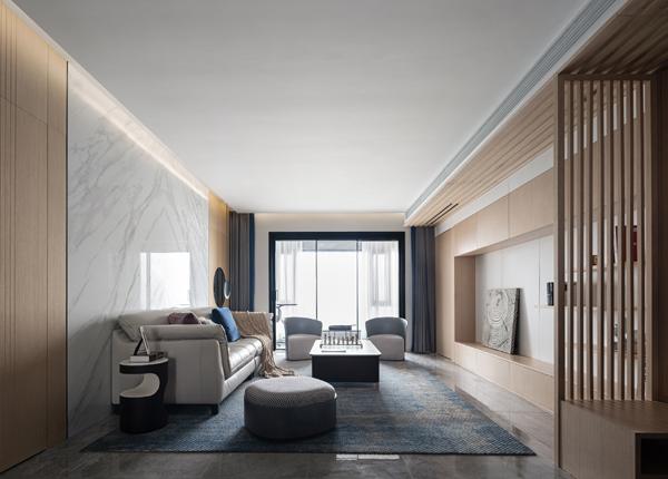 现代-金陵湾-四室两厅-200㎡