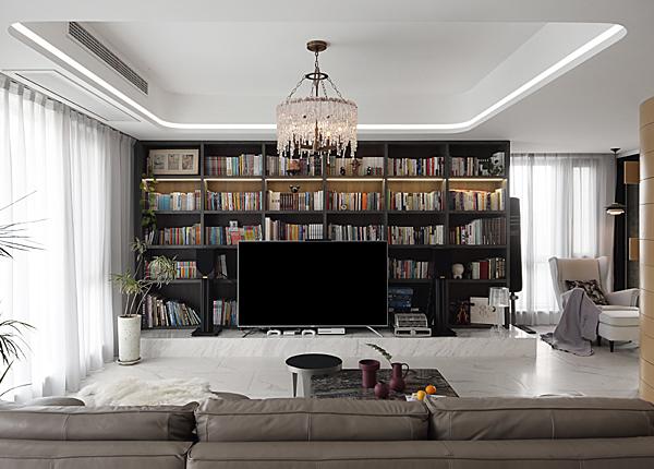 现代-金鼎湾·如院-四室两厅-260㎡