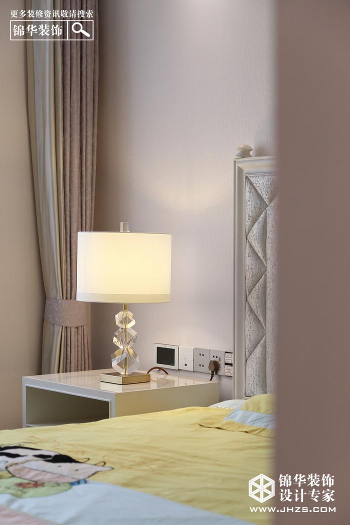 美式-中海桃园里-四室两厅-180㎡装修-四室两厅-简美